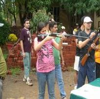 Air Rifle Shooting at Kamath Residency, Nagothane.JPG